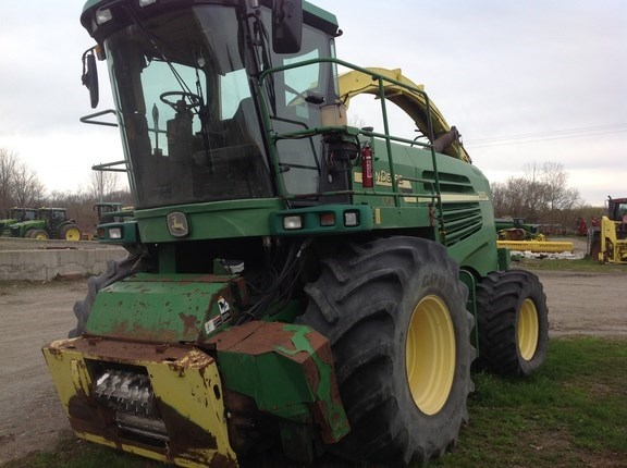 2003 John Deere 7400 Forage Harvester-Self Propelled For Sale
