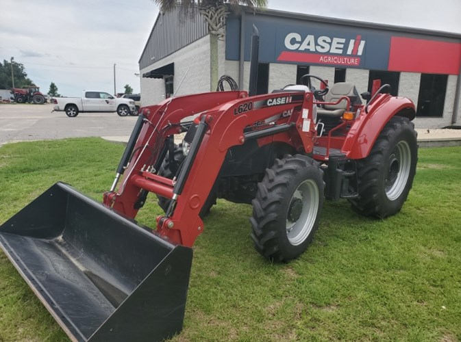 2017 Case IH 75C Tractor For Sale