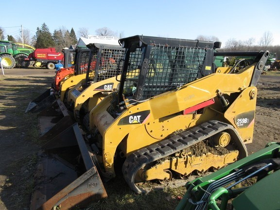 2011 Caterpillar 259B3 Skid Steer-Track For Sale