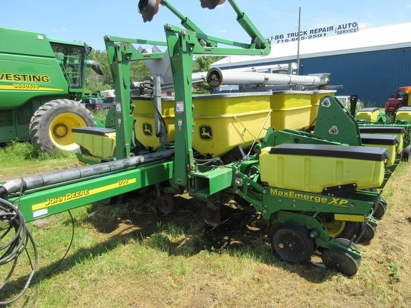 2014 John Deere 1770 Planter For Sale