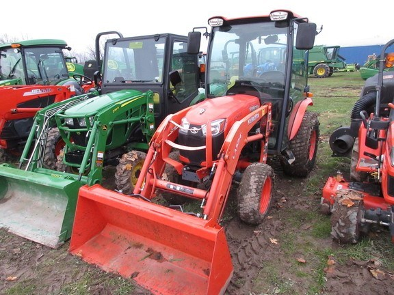 2015 Kubota B2650 Tractor For Sale