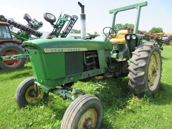 1966 John Deere 2510 Tractor - Utility For Sale