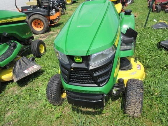 2018 John Deere X350 Lawn Mower For Sale