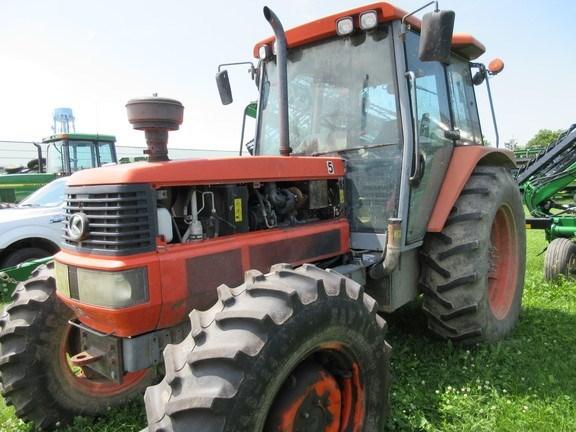 2002 Kubota M120 Tractor For Sale