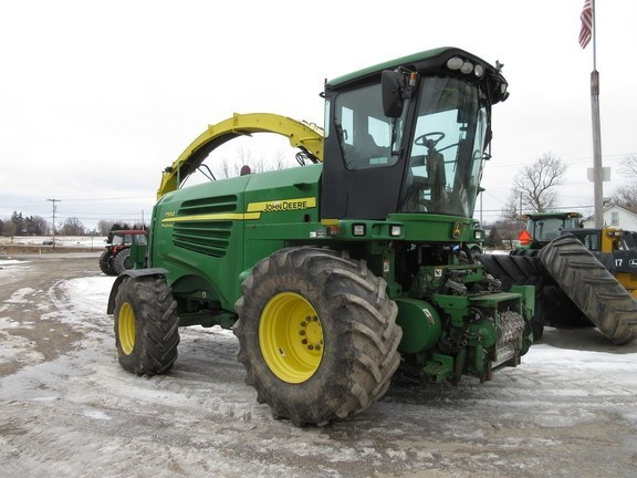 2009 John Deere 7550 Forage Harvester-Self Propelled For Sale