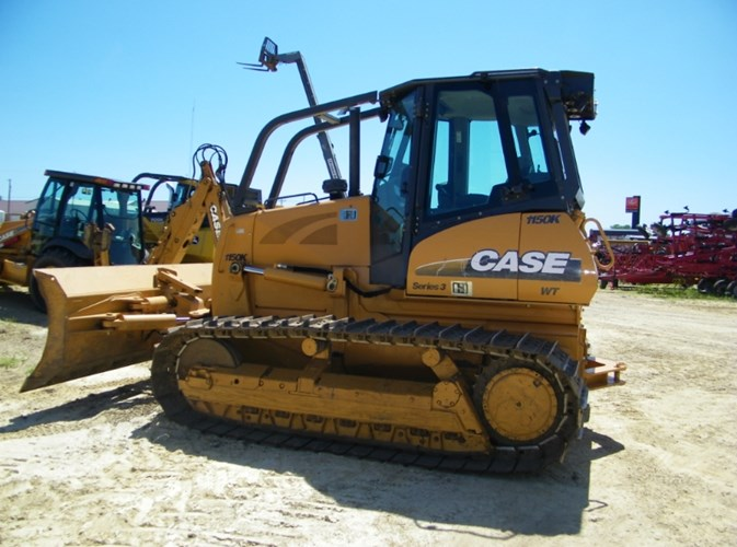 2012 Case 1150K Dozer For Sale