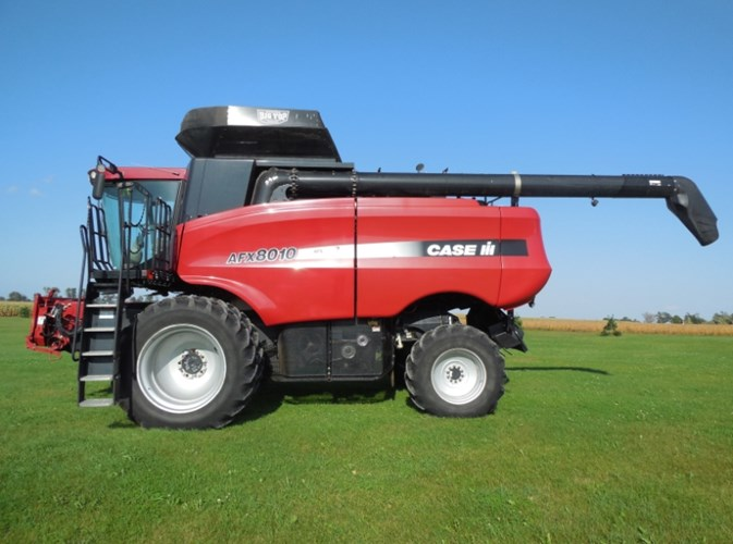 2004 Case IH 8010 Combine For Sale