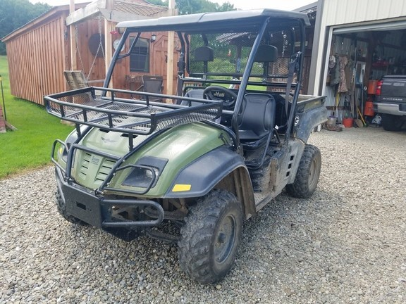 2011 Cub Cadet Volunteer ATV For Sale