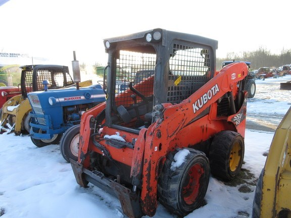 2015 Kubota SSV65 Skid Steer For Sale
