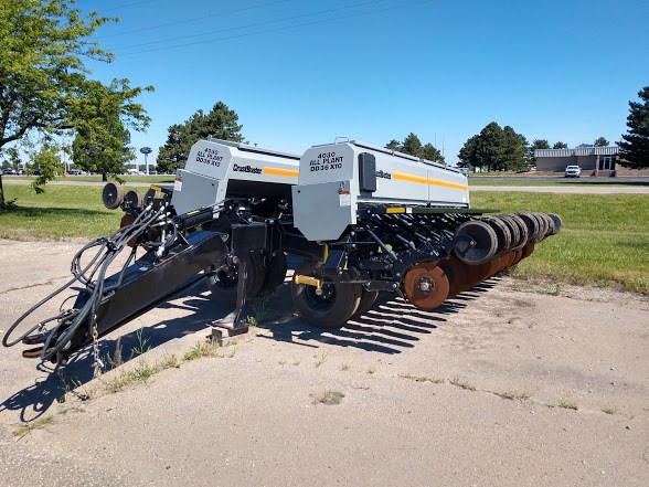2017 Crust Buster 4030AP Grain Drill For Sale
