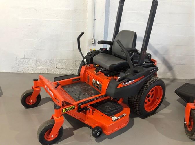 Kubota Z121SKH-48 Zero Turn Mower For Sale