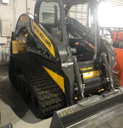New Holland C232P Skid Steer-Track For Sale