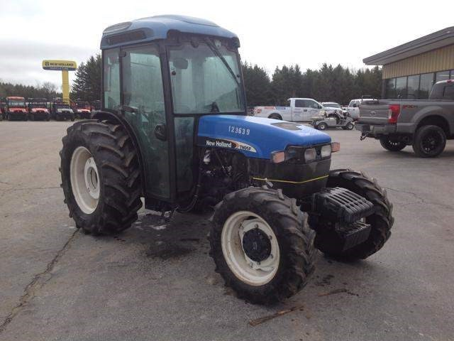 2003 New Holland TN95F Tractor For Sale