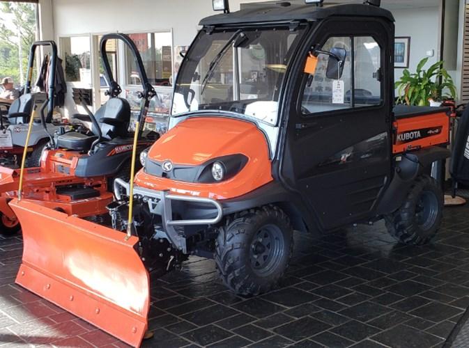 Kubota RTV400CIA Utility Vehicle For Sale