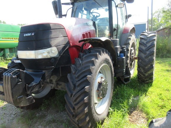 2012 Case IH Puma 185 Tractor For Sale