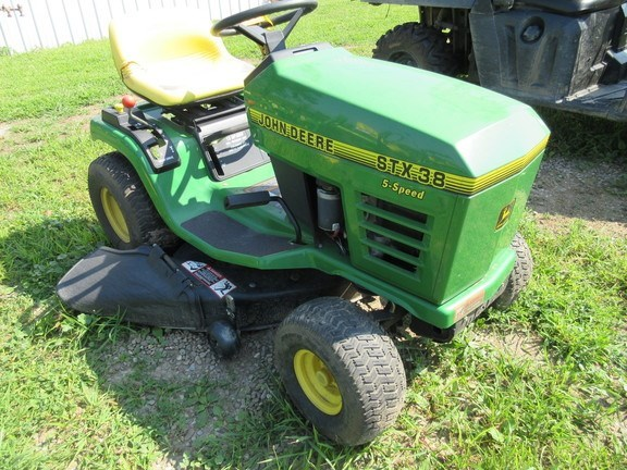 1997 John Deere STX38 Lawn Mower For Sale