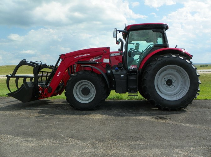 2019 McCormick X7.690 MFD Tractor For Sale