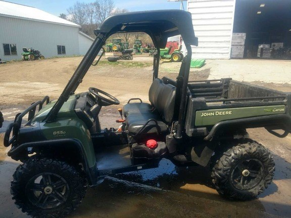 2013 John Deere XUV 855D GREEN Utility Vehicle For Sale
