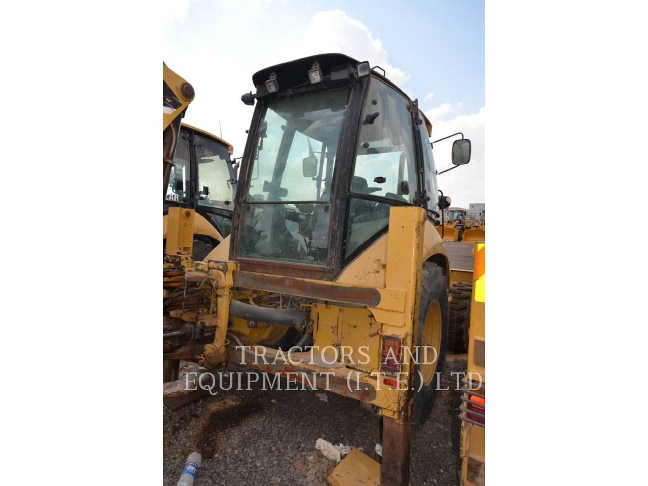 2007 Caterpillar 432E Image 7