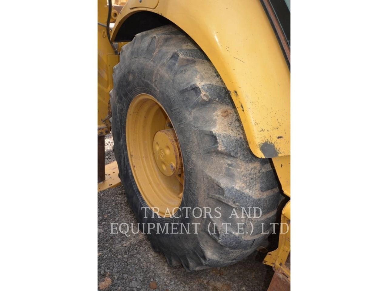 2007 Caterpillar 432E Image 16