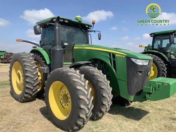 2011 John Deere 8360R Tractor For Sale
