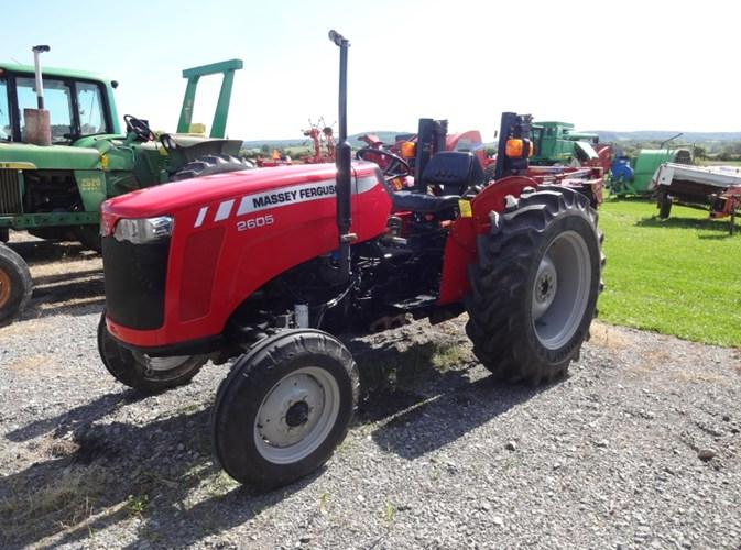 2009 Massey Ferguson 2605 Tractor For Sale » White's Farm Supply
