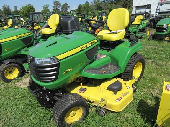 2016 John Deere X730 Lawn Mower For Sale
