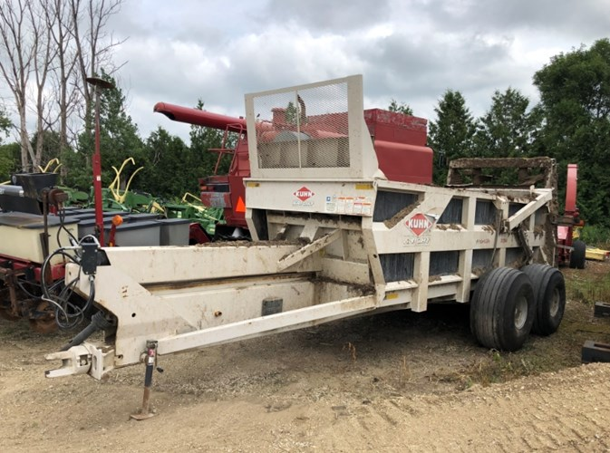 2018 Kuhn Knight 2054 Manure Spreader-Dry/Pull Type For Sale