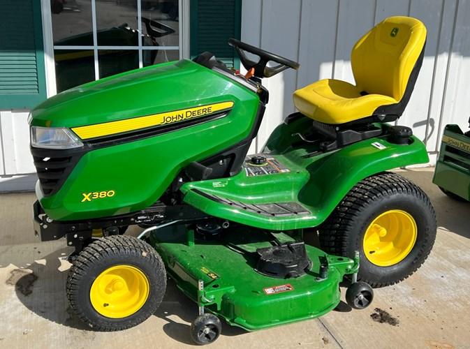 2020 John Deere X380 Riding Mower For Sale