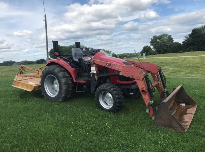 2009 Case IH DX45 Tractor For Sale