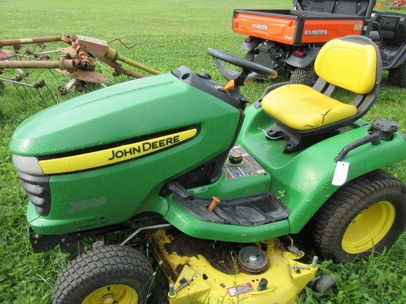 2012 John Deere X500 Lawn Mower For Sale