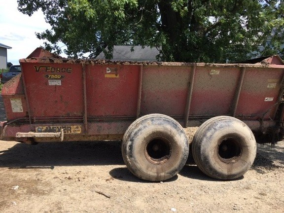 2009 Meyer 7500 Manure Spreader-Dry/Pull Type For Sale