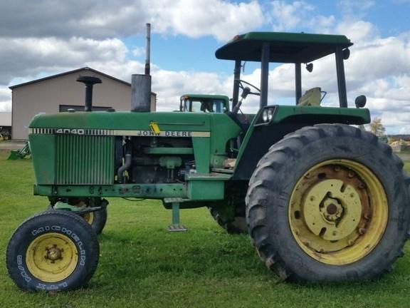 1982 John Deere 4040 Tractor For Sale