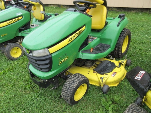 2010 John Deere X530 Lawn Mower For Sale