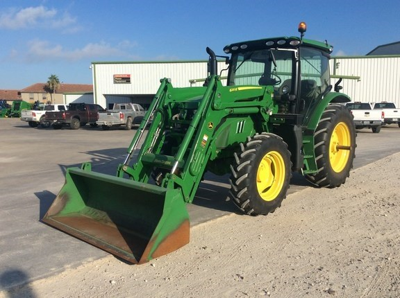 2017 John Deere 6130R Cab Tractor - Utility For Sale