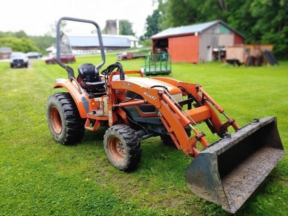 2006 Kioti CK25 Tractor For Sale