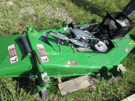 2016 John Deere 72 Mower Deck For Sale