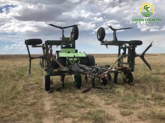 Flex King 7x5 Field Cultivator For Sale