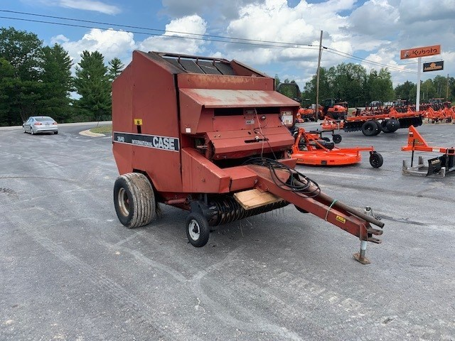 Case 3640 Baler-Round For Sale