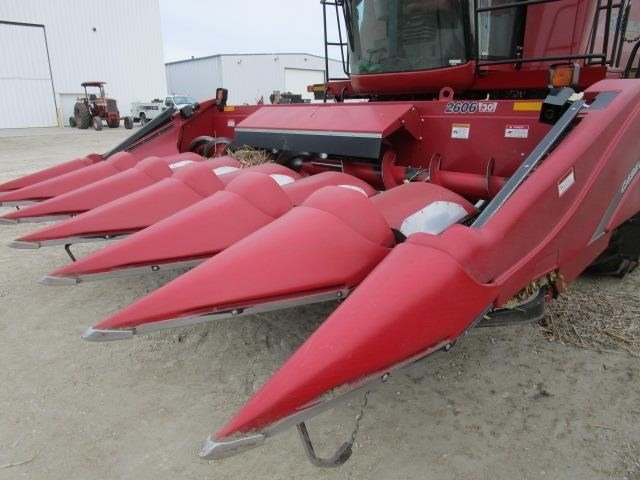 2013 Case IH 2606 Header-Corn For Sale