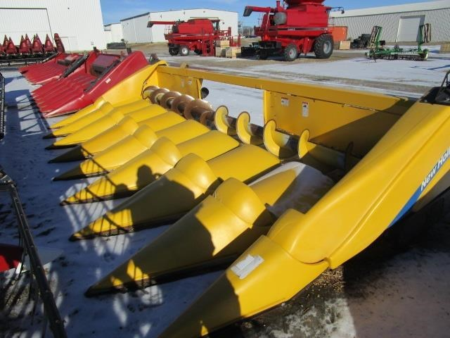 2009 New Holland 98D-8R Header-Corn For Sale