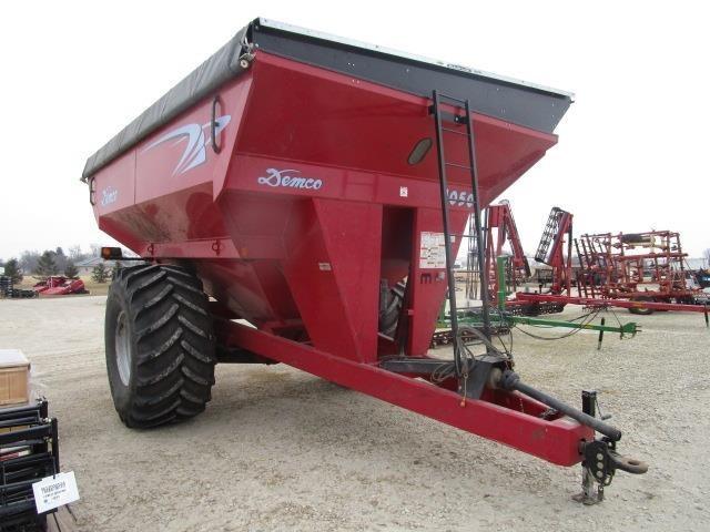 2012 Demco 1050 9445051 Grain Cart For Sale