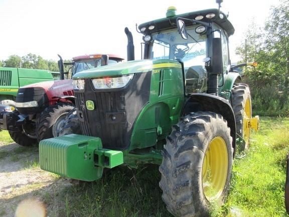 2016 John Deere 7230R Row Crop Tractor For Sale