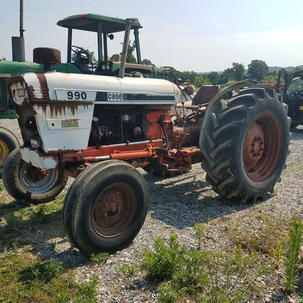 1976 Case 990 Tractor For Sale