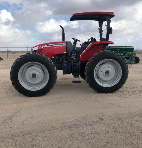 2018 Massey Ferguson 4610M HC Tractor For Sale