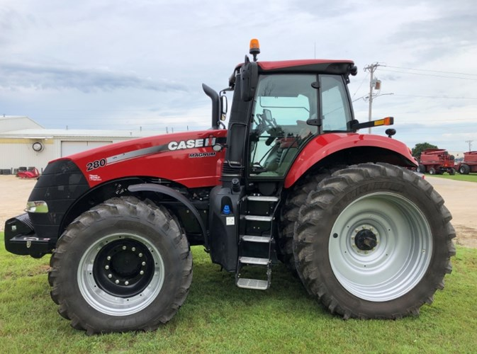 2019 Case IH Magnum 280 Tractor For Sale