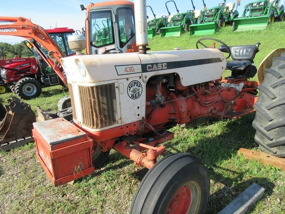 1963 Case 430 Tractor For Sale