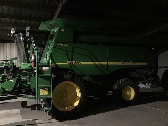 2007 John Deere 9660 STS Combine For Sale