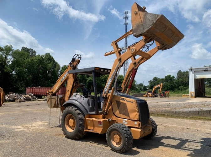 2002 Case 580SM Loader Backhoe For Sale