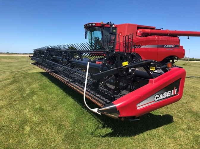 2013 Case IH 2162 Header-Draper/Flex For Sale